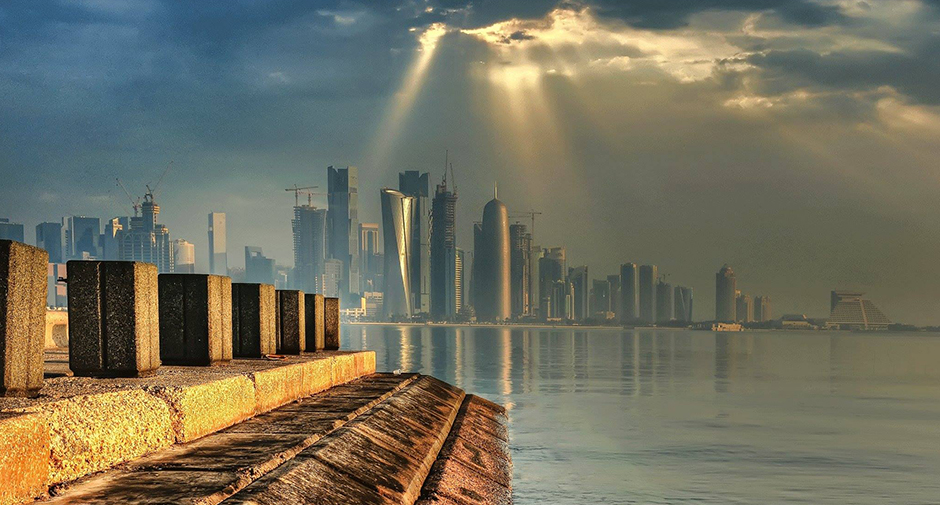 Qatar Skyline - Al Bidda Group - Al Bidda Group